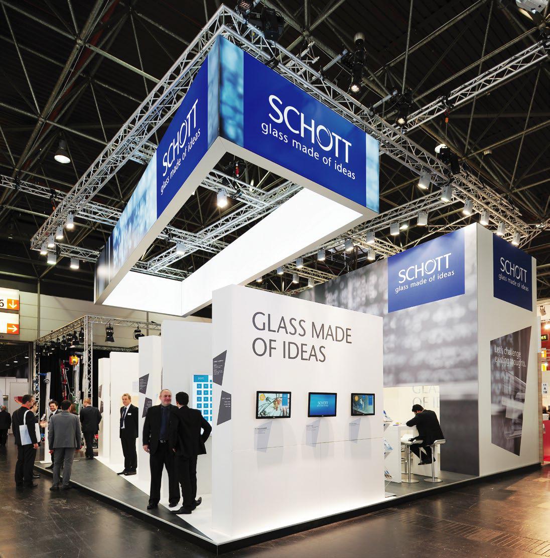 Schott AG - Glasstec